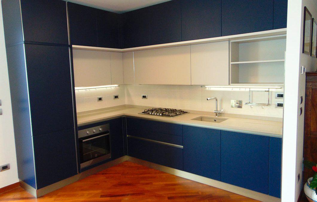 Open Space angolo cucina